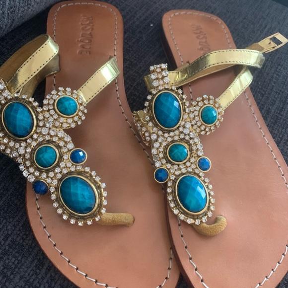 Nordstrom Shoes - Mystique bedazzled sandals